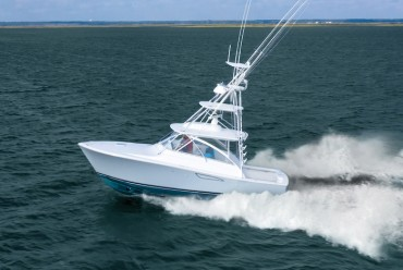 Viking 38 Open Billfish
