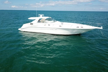 Sea Ray Sundancer 450