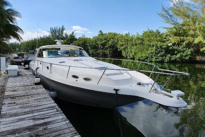 Sea Ray Sundancer 450