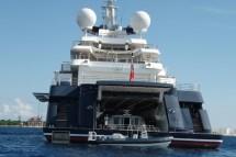 Visiting Yachts