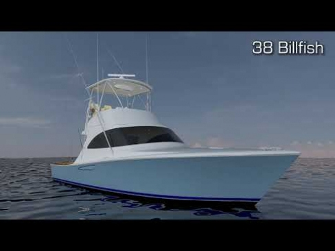 Sneak Peek Of The New Viking Yachts 38 Billfish