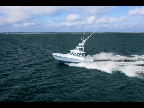 Viking 38 Open Billfish